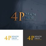 4P Wealth Trust Logo - Entry #269