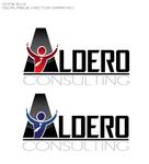 Aldero Consulting Logo - Entry #88