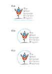 The United Language Immersion Program Logo - Entry #175