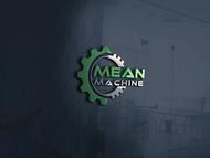 Mean Machine Logo - Entry #35