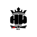 Heavyweight Jiujitsu Logo - Entry #307