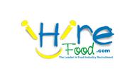 iHireFood.com Logo - Entry #49
