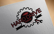 Hard drive garage Logo - Entry #31