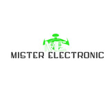 Mister Electronic Logo - Entry #1