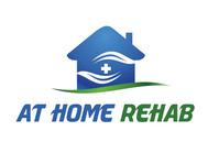 At Home Rehab Logo - Entry #12