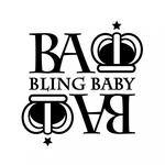 Ba Ba Bling baby Logo - Entry #96