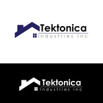 Tektonica Industries Inc Logo - Entry #62