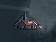 RI Building Corp Logo - Entry #34