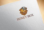 Honey Box Logo - Entry #136