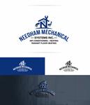 Needham Mechanical Systems,. Inc.  Logo - Entry #51
