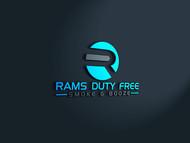 Rams Duty Free + Smoke & Booze Logo - Entry #152