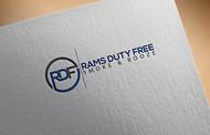 Rams Duty Free + Smoke & Booze Logo - Entry #123
