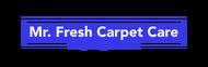 Mr. Fresh Carpet Care Logo - Entry #51