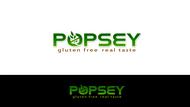 gluten free popsey  Logo - Entry #134