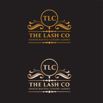 the lash co. Logo - Entry #43