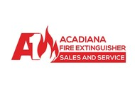 Acadiana Fire Extinguisher Sales and Service Logo - Entry #324