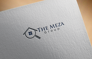 The Meza Group Logo - Entry #122