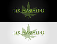 420 Magazine Logo Contest - Entry #33