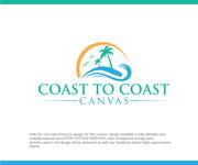 coast to coast canvas Logo - Entry #106