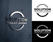 Solution Trailer Leasing Logo - Entry #59