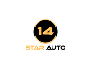 14 Star Auto Logo - Entry #1
