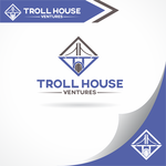 The Troll House Logo - Entry #7