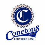CONETOPS.COM BEERCANS.COM SELLBEERCANS.COM Logo - Entry #8