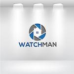 Watchman Surveillance Logo - Entry #99