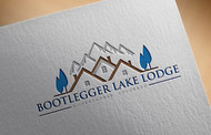 Bootlegger Lake Lodge - Silverthorne, Colorado Logo - Entry #34