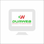 Durweb Website Designs Logo - Entry #156