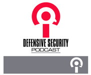 Defensive Security Podcast Logo - Entry #109