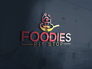 Foodies Pit Stop Logo - Entry #28
