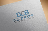 Drifter Chic Boutique Logo - Entry #56