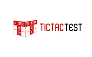TicTacTest Logo - Entry #86