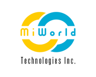 MiWorld Technologies Inc. Logo - Entry #8
