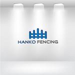 Hanko Fencing Logo - Entry #167