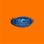 Elite Construction Services or ECS Logo - Entry #80