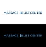 MASSAGE BLISS CENTER Logo - Entry #48