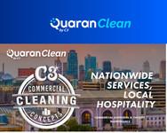 QuaranClean Logo - Entry #125