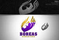 Siberian Husky Logo - Entry #160