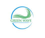 Green Wave Wealth Management Logo - Entry #372