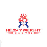 Heavyweight Jiujitsu Logo - Entry #81