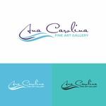 Ana Carolina Fine Art Gallery Logo - Entry #138