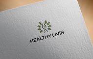Healthy Livin Logo - Entry #375