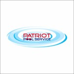 Patriot Pool Service Logo - Entry #160
