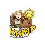 KAMPcoordinator : Kids' Adventure Mapping Program   Logo - Entry #12