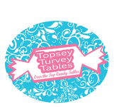 Topsey turvey tables Logo - Entry #36