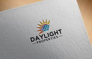 Daylight Properties Logo - Entry #348