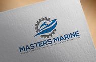Masters Marine Logo - Entry #234