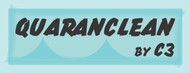 QuaranClean Logo - Entry #130